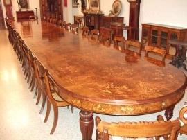 Antique Dining Table - Do You Want To Go Large With That?