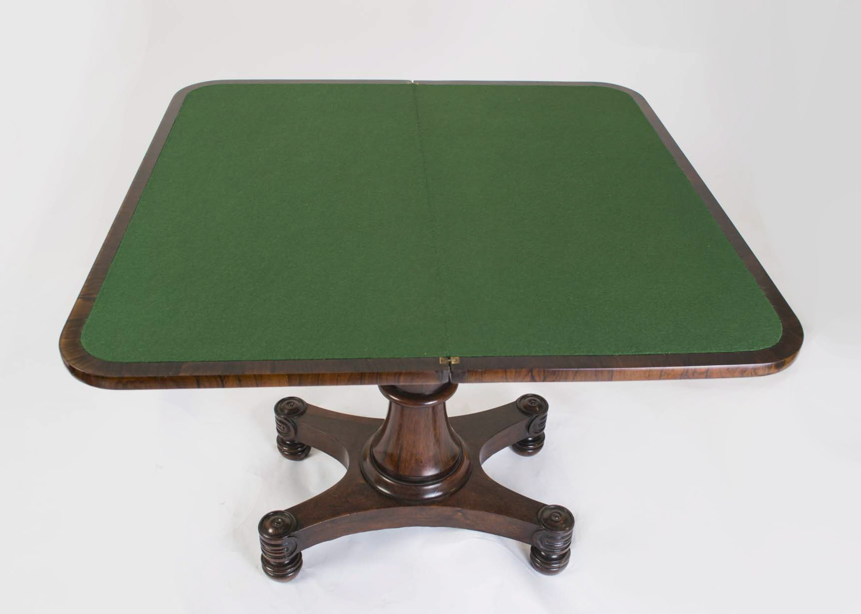 Play the Game an Antique Card Table From Regent Antiques