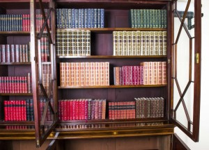 Antique Bookcases - Storage with Style!