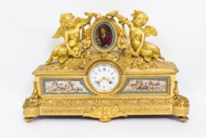 The Timeless Allure of Antique French Clocks