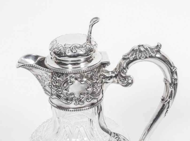 Collecting Antique Silver