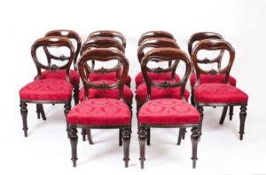 Why You Should Consider Having Victorian Balloon Back Chairs at Home