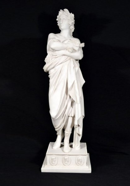 A Chip Off the Old Block: The Distinguished Look Marble Statues