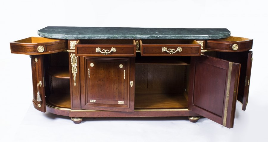 Antique Sideboards and Credenzas: So Much To Offer
