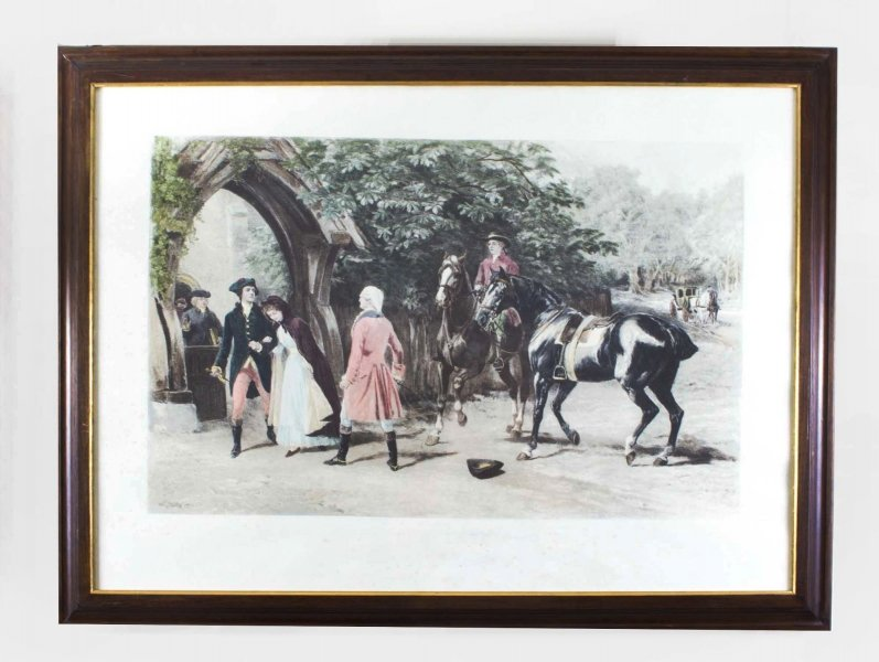 Featured Category - Vintage Prints and Paintings