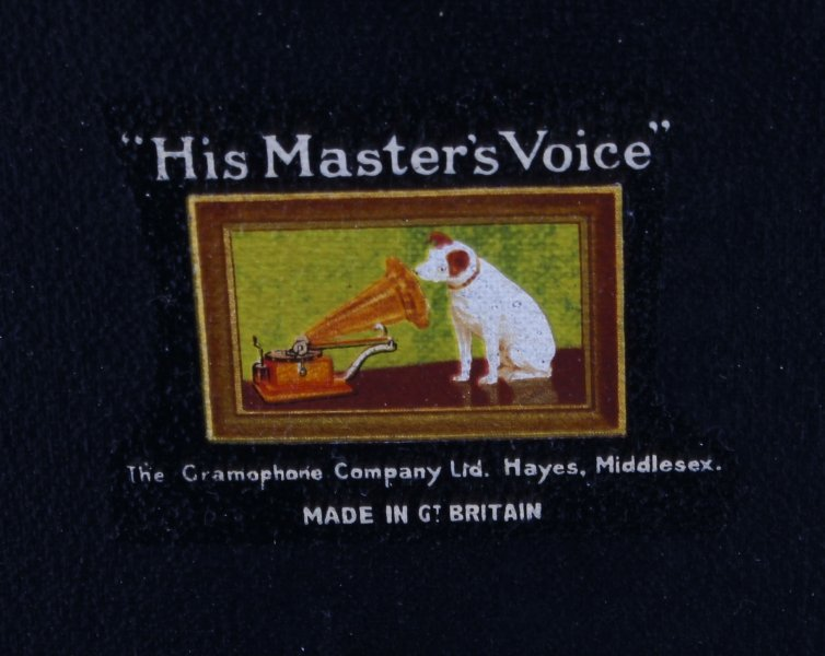 Turn On and Tune In With This Charming HMV Gramophone Dating From 1934