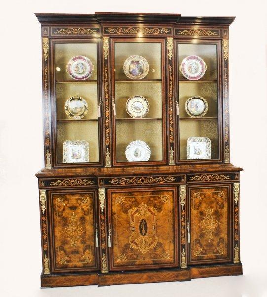Stunning Antique Bookcases of Grand Design