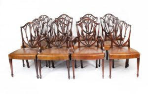 Antique Dining Chairs in a Variety of Periods and Styles