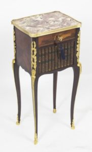 Beautiful and Functional Antique Bedside Tables from Regent Antiques