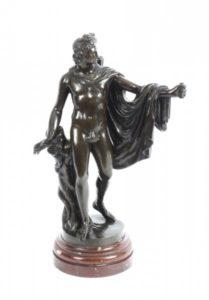 Antique Bronze Sculptures at Regent Antiques