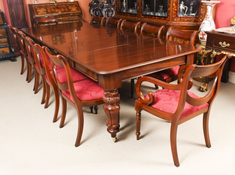 A Look at Our Marvellous Antique Dining Table and Chairs Sets