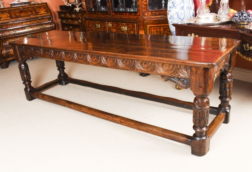 Uncover the World of Superb Antique Dining Tables