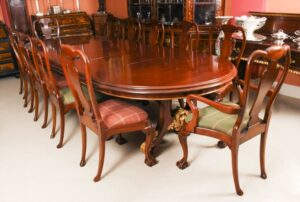 Explore Our Range of Fabulous Antique Dining Table and Chairs Sets