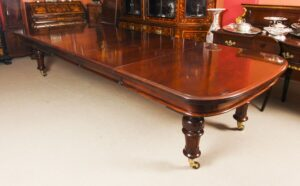 A Look at Our Magnificent Antique Dining Tables