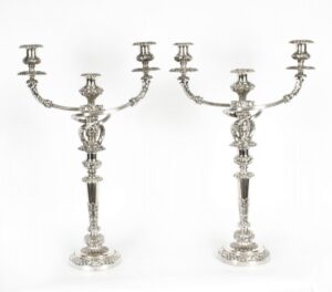 Highly Decorative and Collectable Antique English Silver