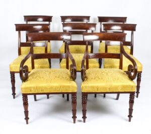 Exceptional Antique Dining Chairs at Regent Antiques