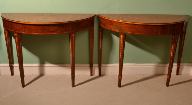 Console Table Rosewood Classic | Design Ideas for House