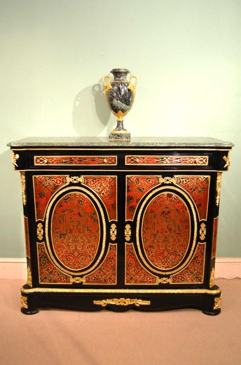 Regent Antiques Cabinets Louis Xvi Boulle Verde Antico