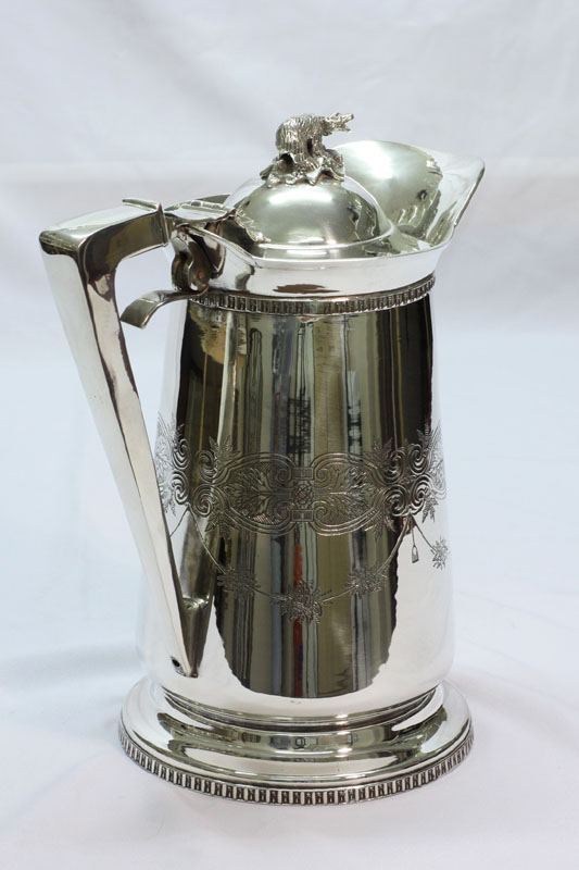 Silver Plated And Ref No 01328 Regent Antiques