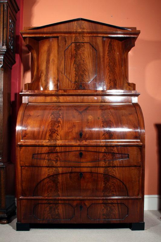 Antique Biedermier Flame Ref No 01537 Regent Antiques