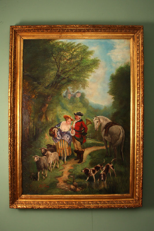 Regent Antiques Paintings And Prints Antique Paintings