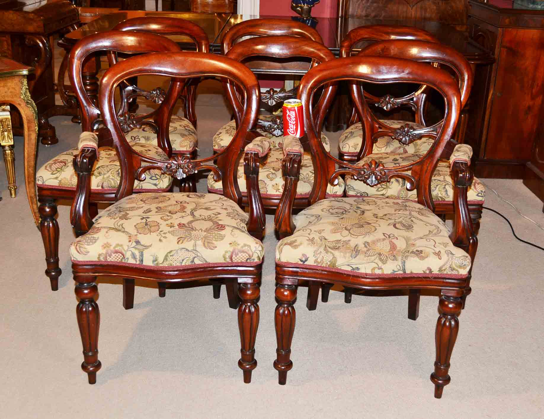 Regent Antiques Dining Tables And Chairs Table And Chair Sets Grand English Regency Dining