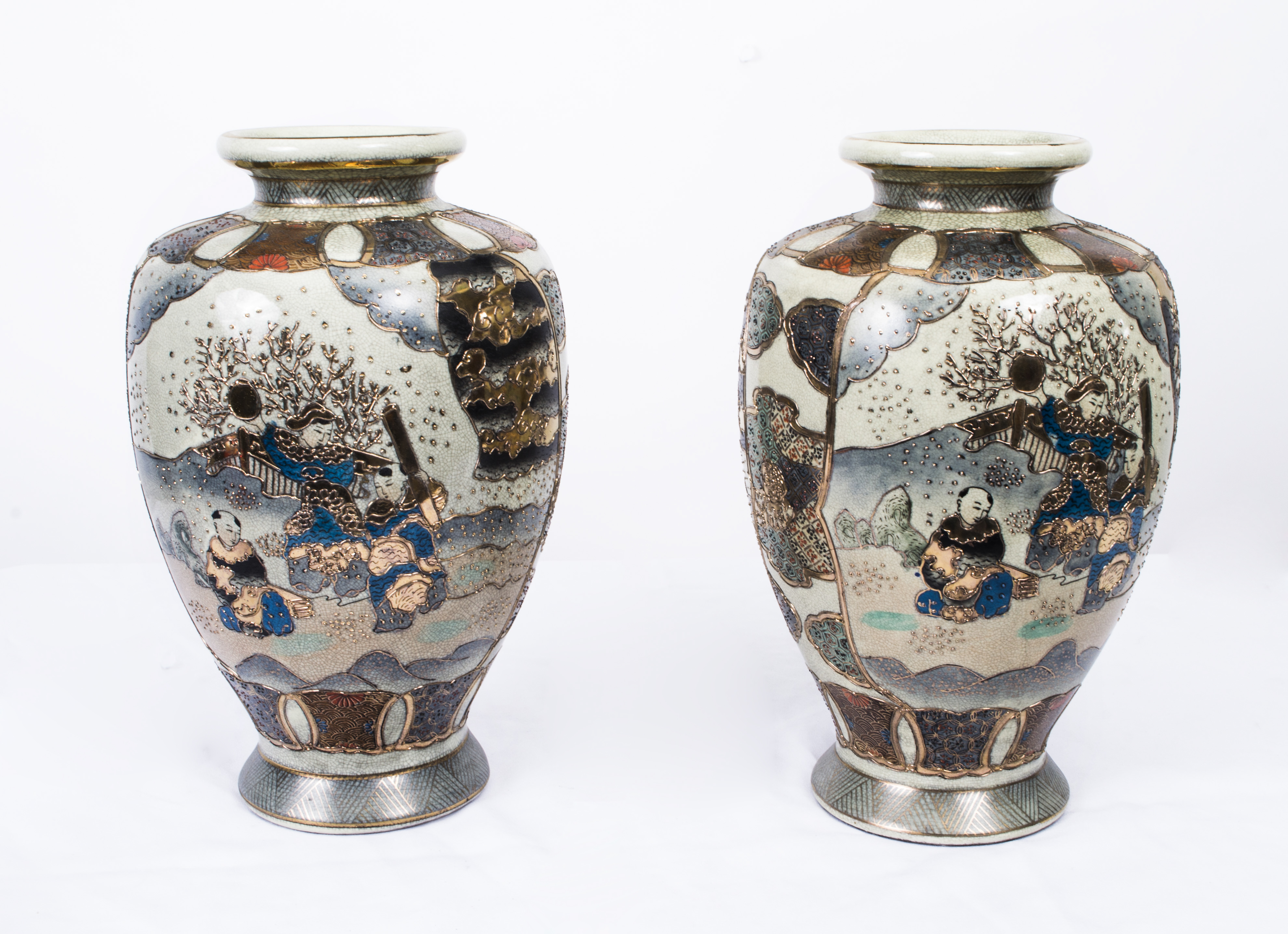 dating satsuma pottery Shop from the world's largest selection and best deals for 1850-1899 antique japanese vases 1860, thus dating it to of japanese satsuma pottery c.