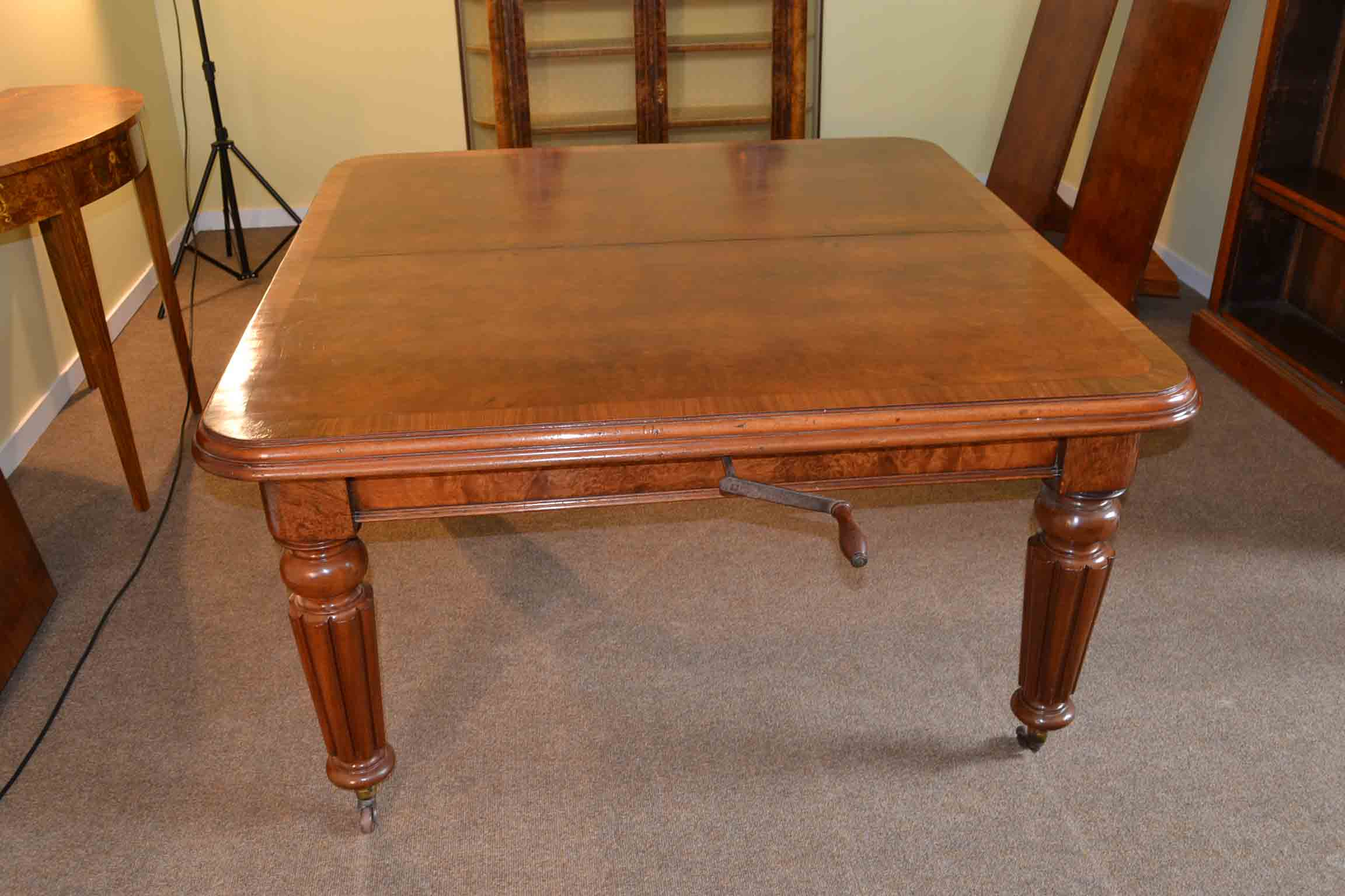 regent antiques dining tables and chairs table and chair sets antique victorian walnut. Black Bedroom Furniture Sets. Home Design Ideas