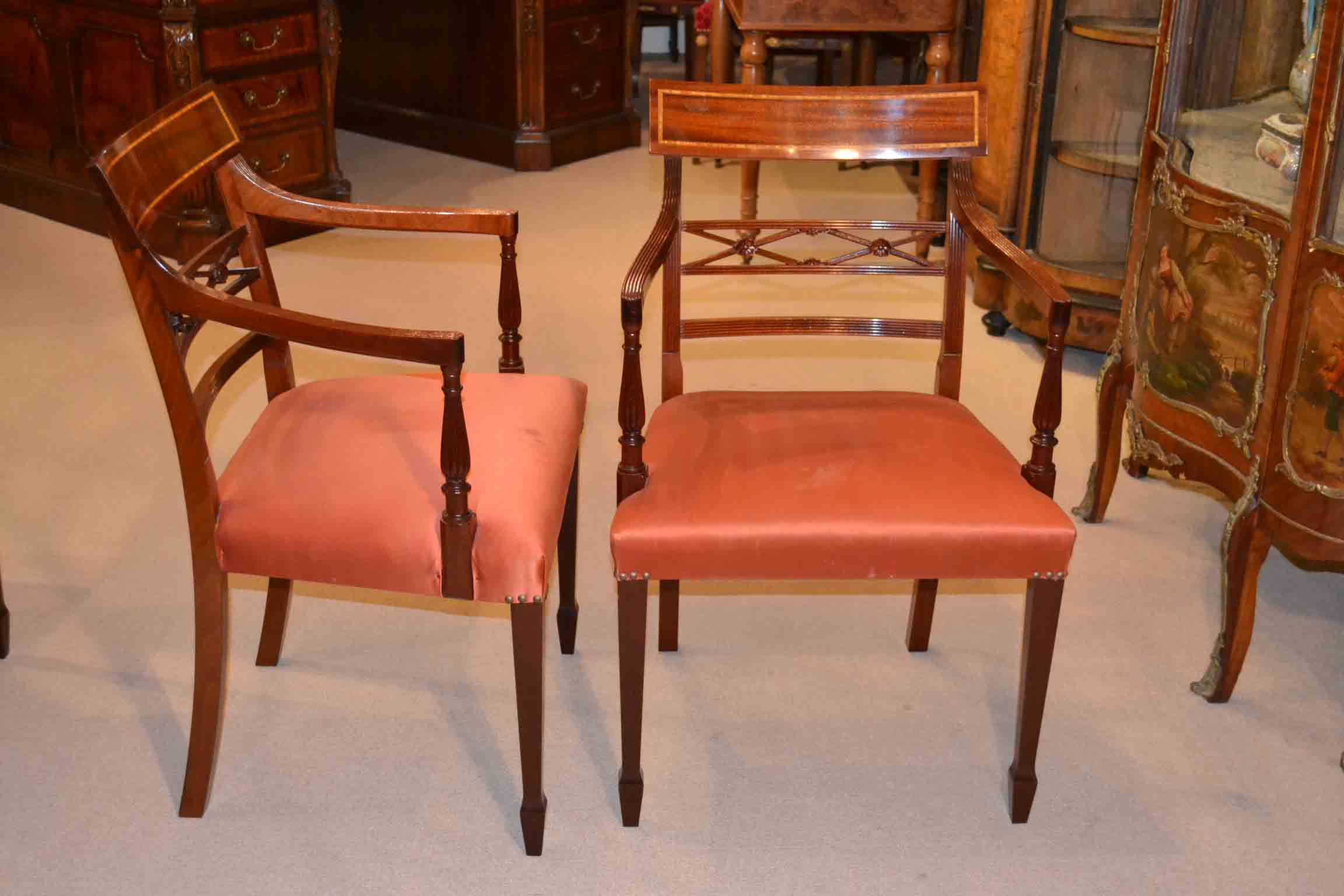 regent antiques dining tables and chairs table and chair sets english regency dining table. Black Bedroom Furniture Sets. Home Design Ideas