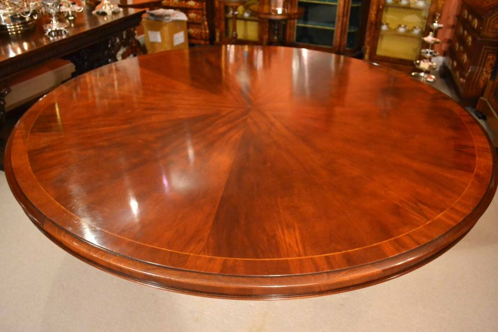 Regent antiques dining tables and chairs table and for 10 foot round table