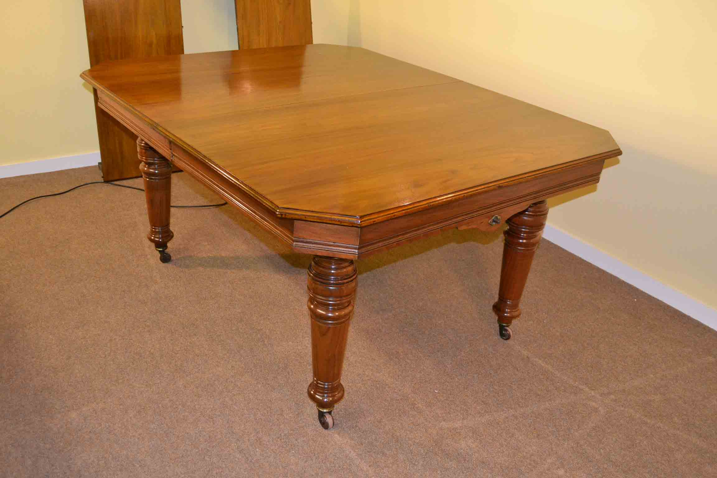 Regent antiques dining tables and chairs table and chair sets antique victorian walnut - Antiques dining tables ...