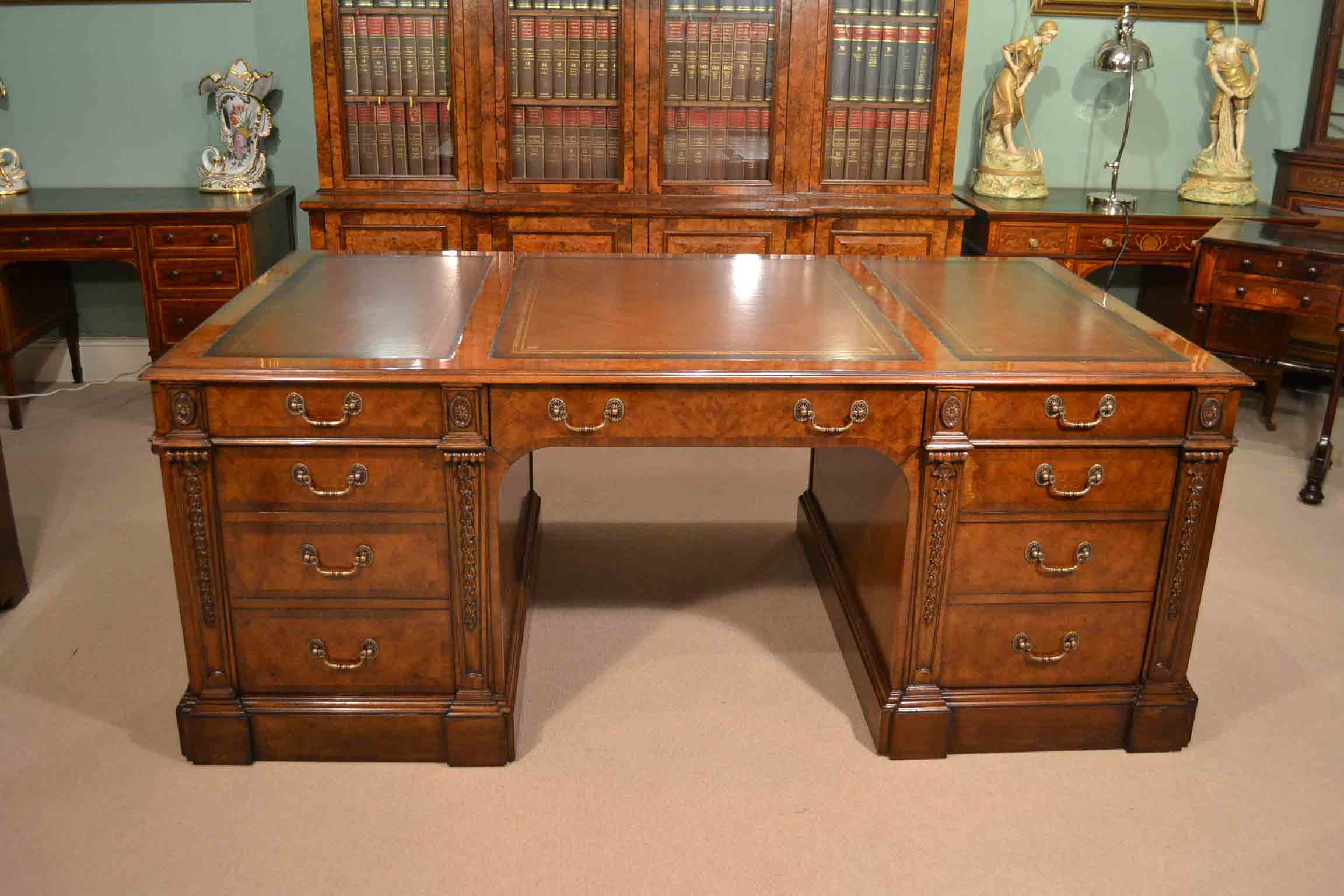 Regent Antiques Desks And Writing Tables Victorian