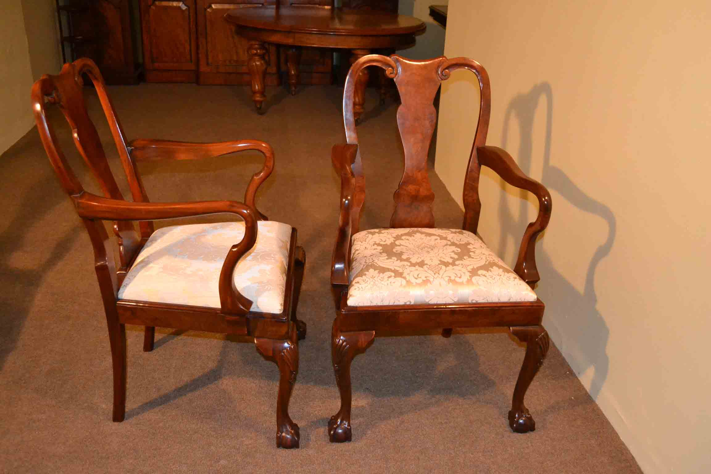 Regent Antiques Dining Tables And Chairs Dining Chairs Stunning Set 12