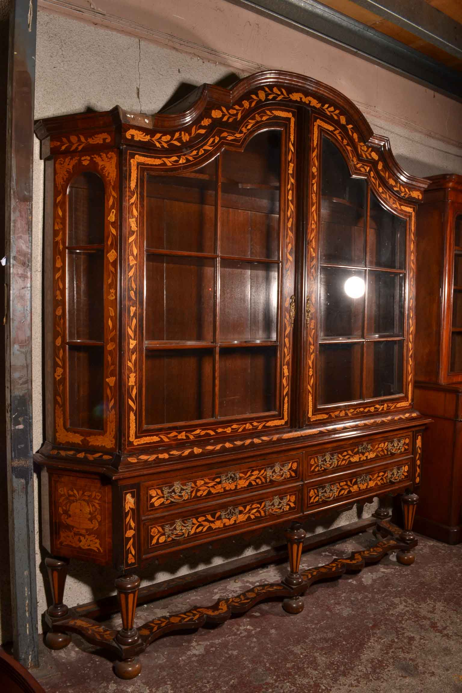 Regent Antiques Cabinets Antique Dutch Marquetry