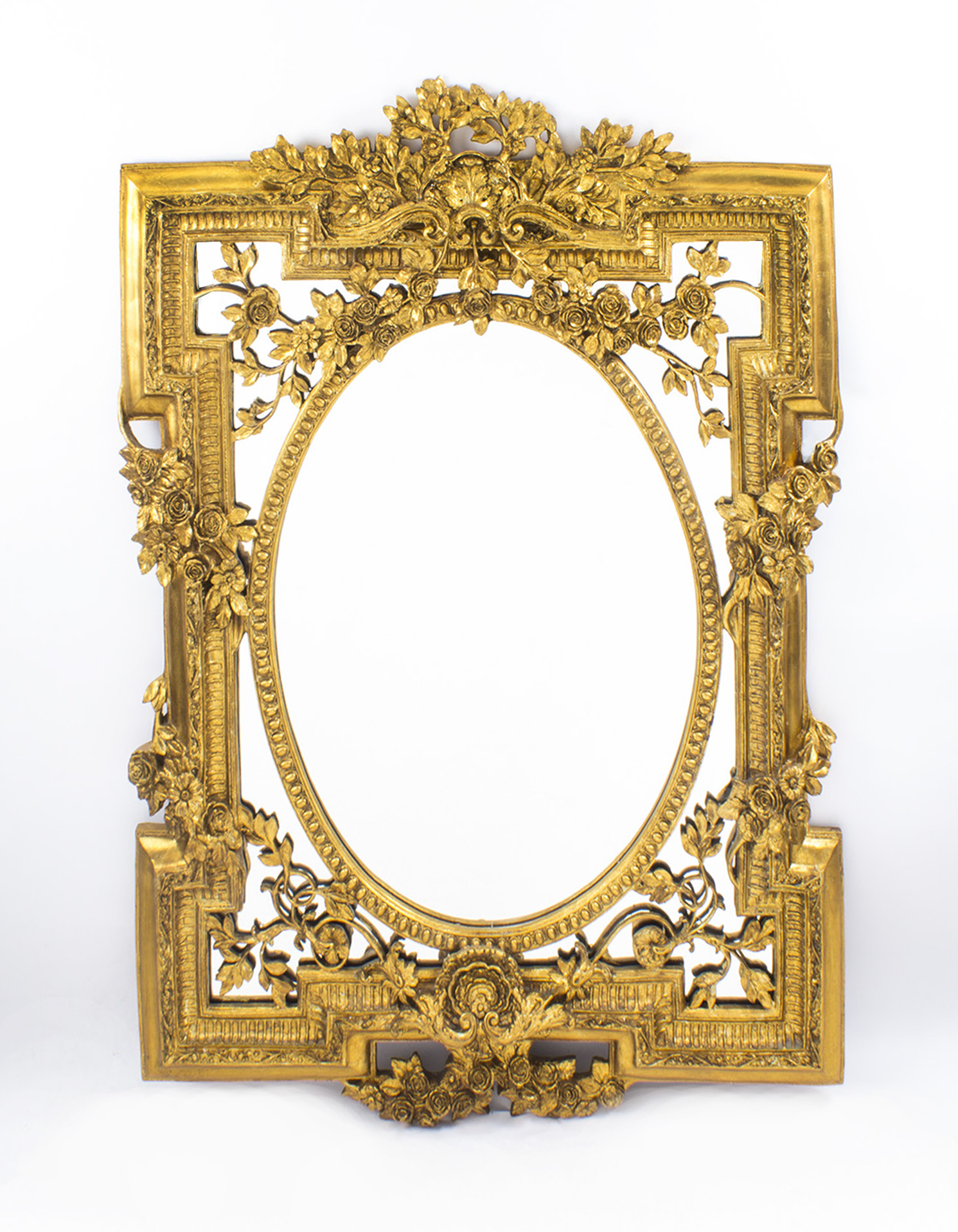 Regent antiques mirrors beautiful ornate large italian for Large decorative mirrors