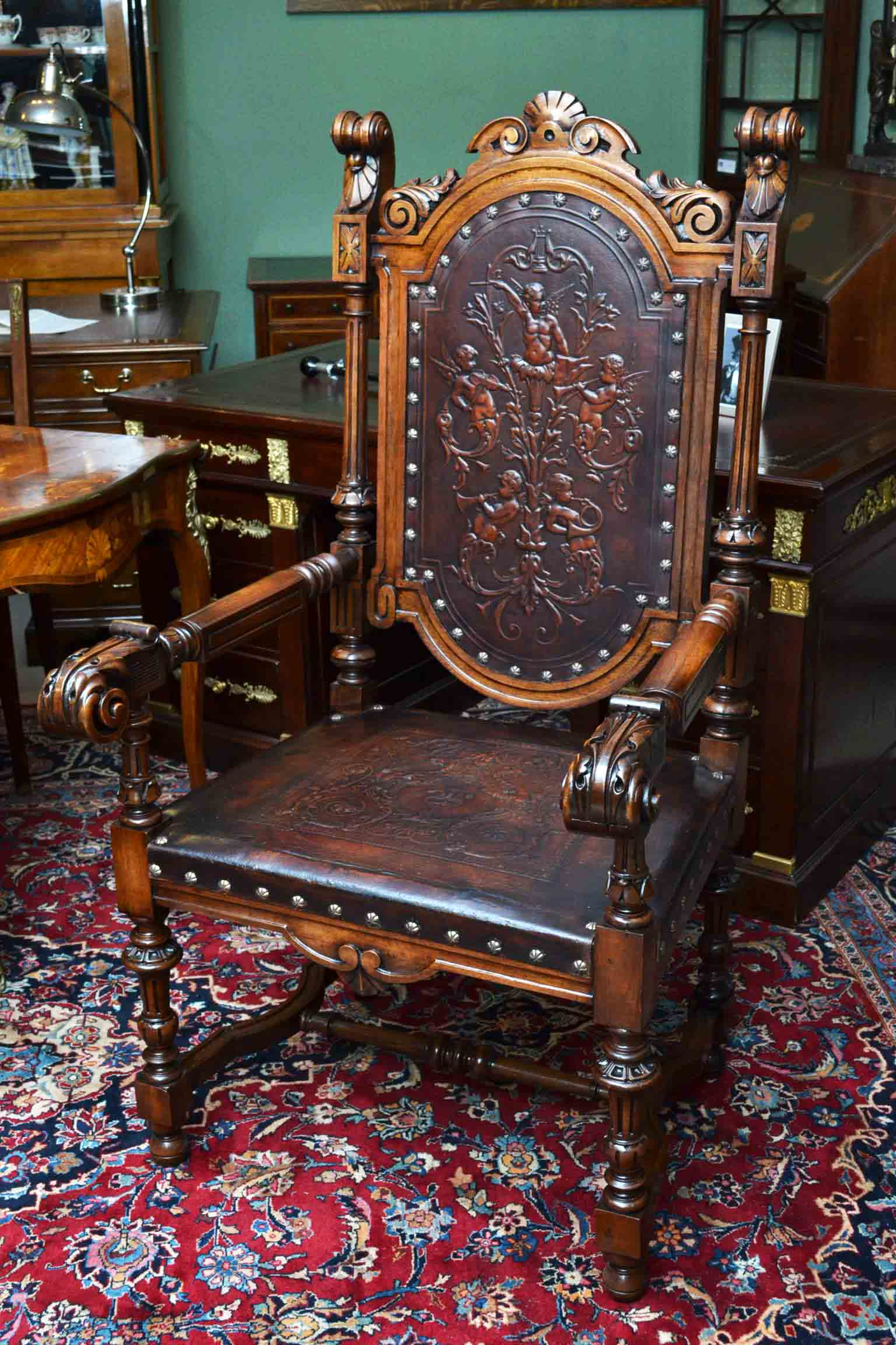Regent Antiques - Armchairs and desk chairs - Armchairs ...