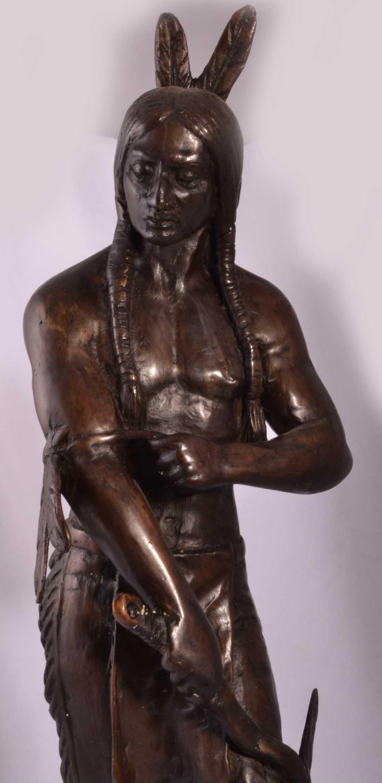 Regent Antiques Bronzes Stunning Bronze Sculpture Of