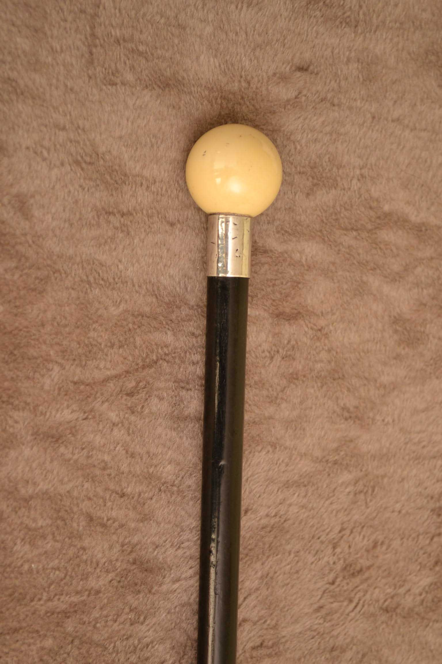 03861 Antique walking stick cane silver Birmingham 1899 3 : 03861 Antique Walking Stick Cane Silver Birmingham 1899 3 from www.regentantiques.com size 1536 x 2304 jpeg 206kB