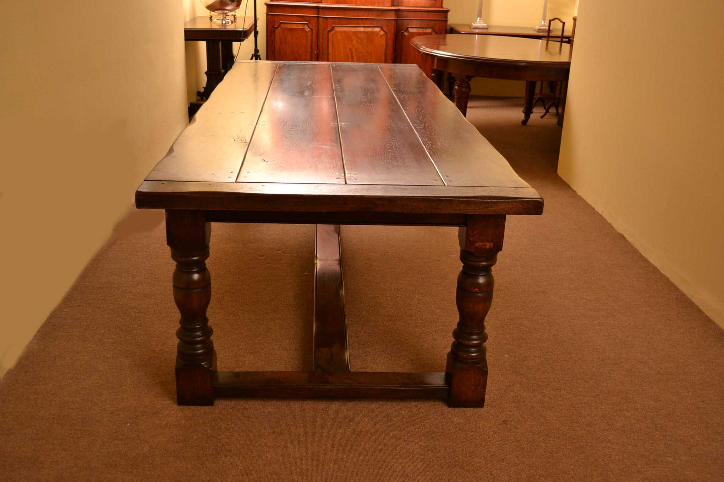 Antiques - Dining tables and chairs - Table and chair sets - Solid Oak ...