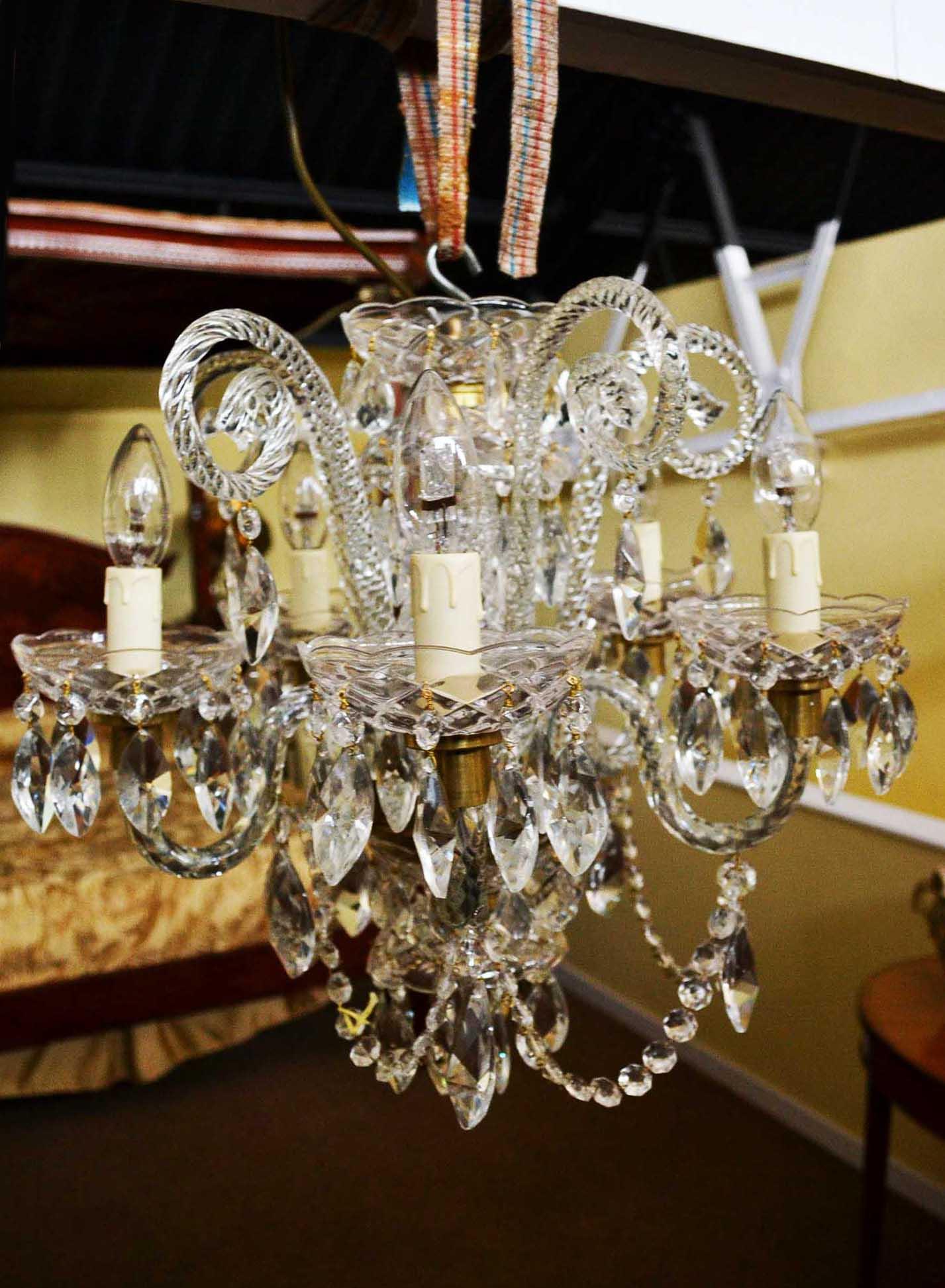 Regent Antiques Lights Pair Of Vintage Venetian 5