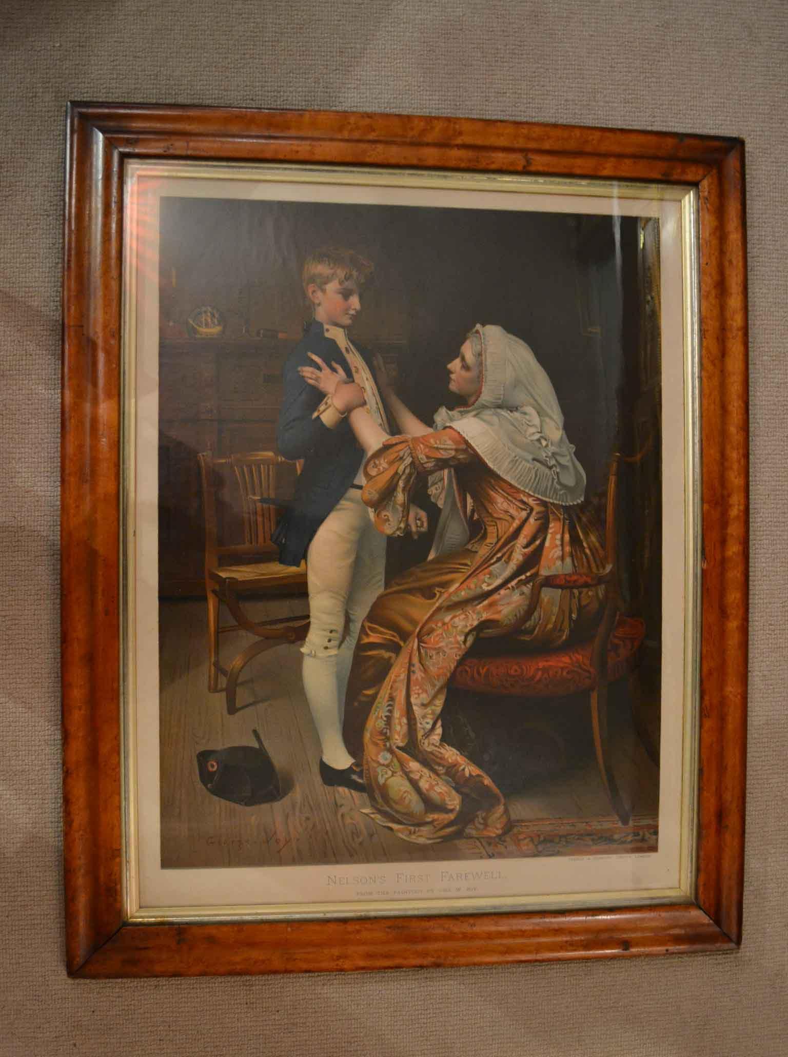 Regent Antiques Paintings And Prints Antique Print