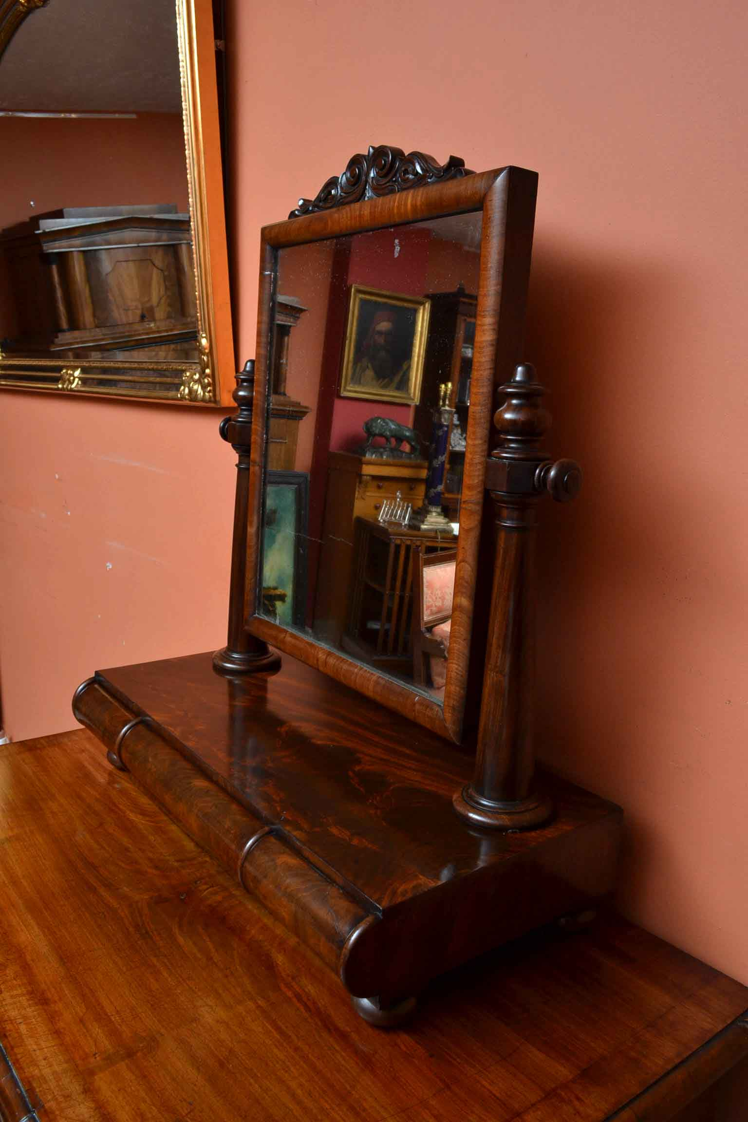 Regent Antiques Mirrors Antique Victorian Dressing