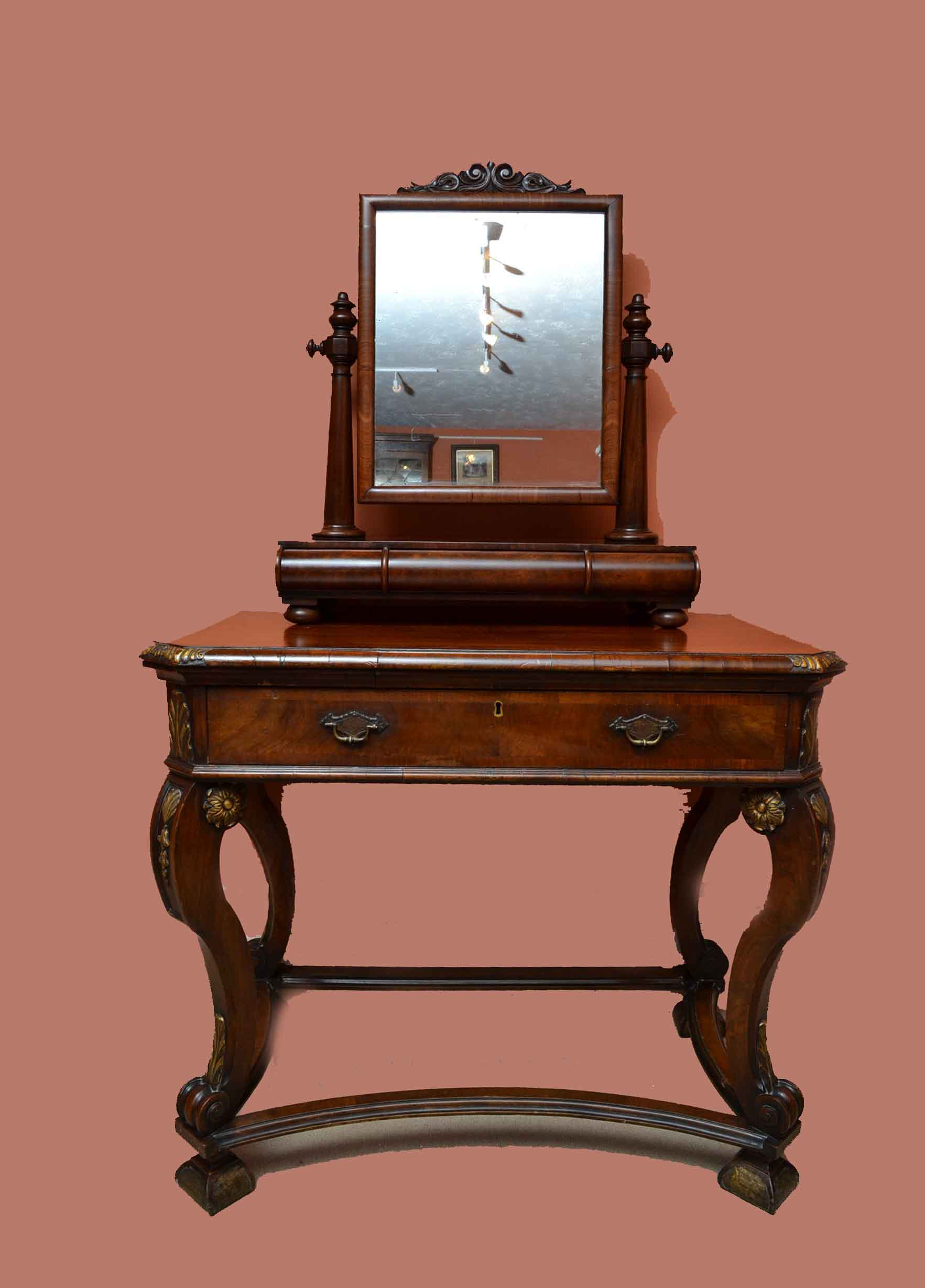 Regent Antiques Mirrors Antique Victorian Dressing  : 04113 Antique Victorian Dressing Table Mirror c1840 8 from regentantiques.com size 1765 x 2458 jpeg 134kB