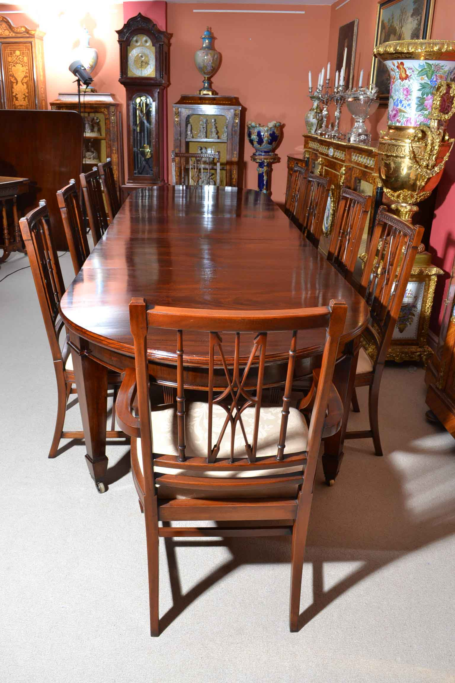regent antiques dining tables and chairs table and chair sets antique victorian mahogany. Black Bedroom Furniture Sets. Home Design Ideas