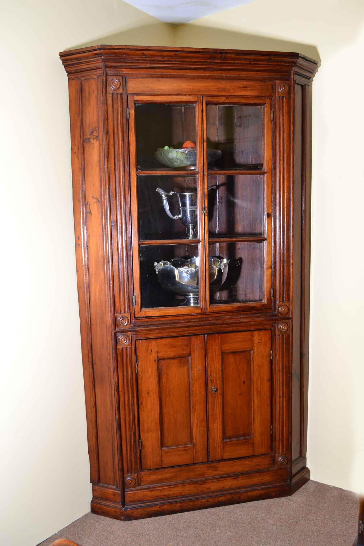 Regent Antiques Cabinets Antique English Georgian Pine