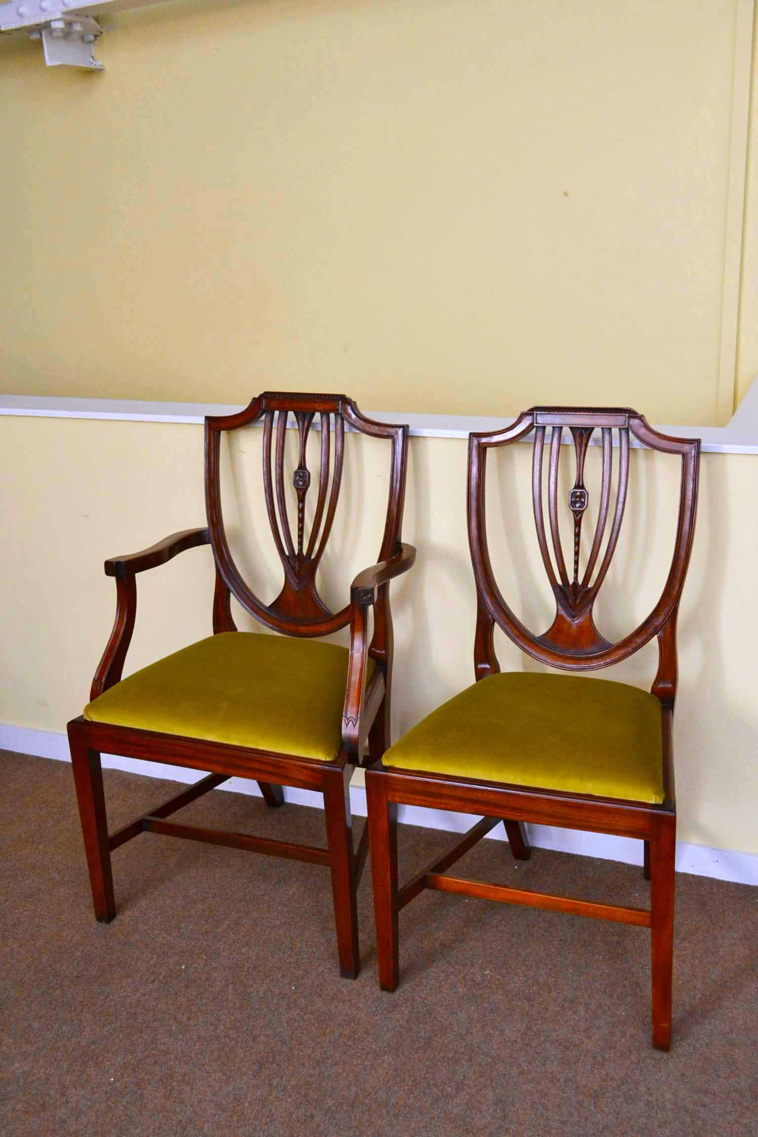 Regent Antiques Dining Tables And Chairs Dining Chairs Fabulous Set 10