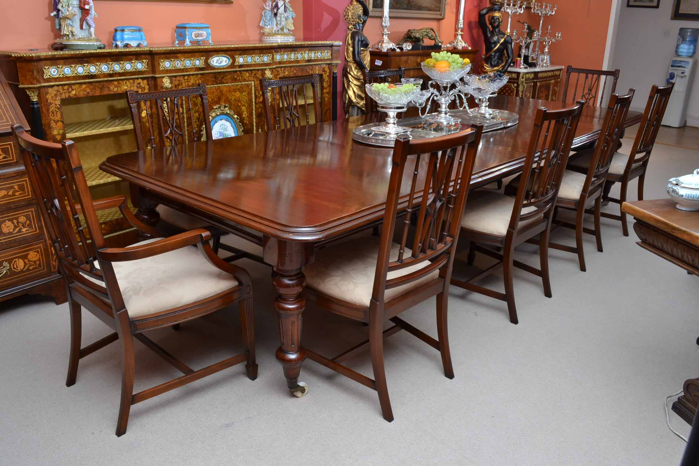 Regent Antiques - Dining tables and chairs - Table and ...