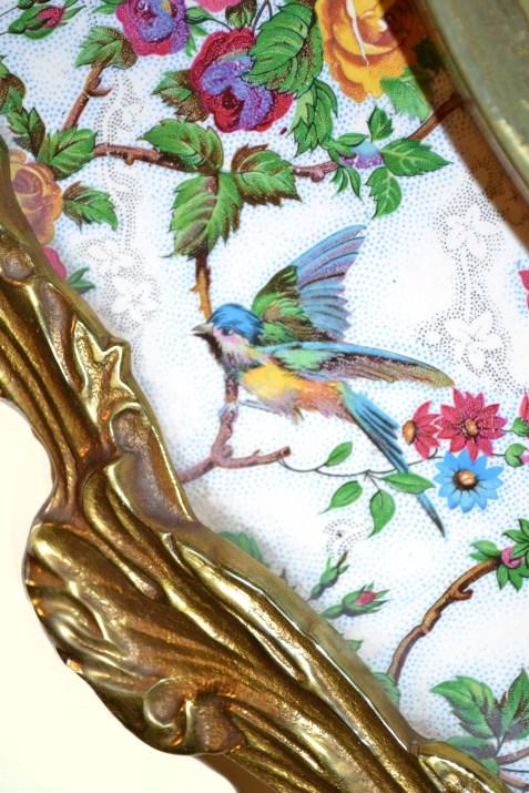 Regent Antiques Mirrors Antique Edwardian Burleigh
