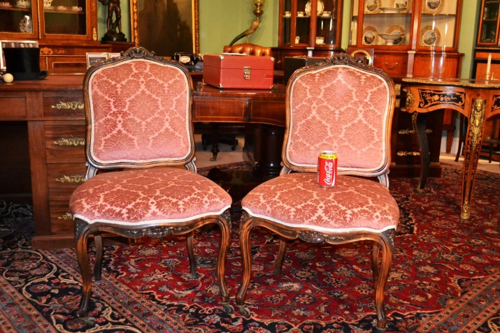 Regent antiques armchairs and desk chairs desk chairs for Salon louis 15