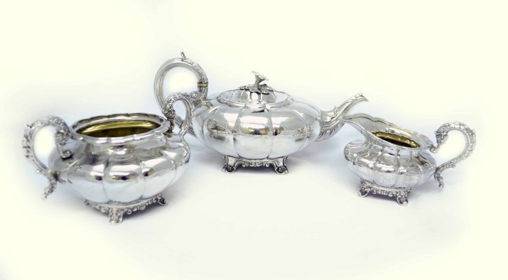 Regent Antiques Silver And Silver Plate Sterling